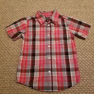 Wrangler Button Down SS Shirt